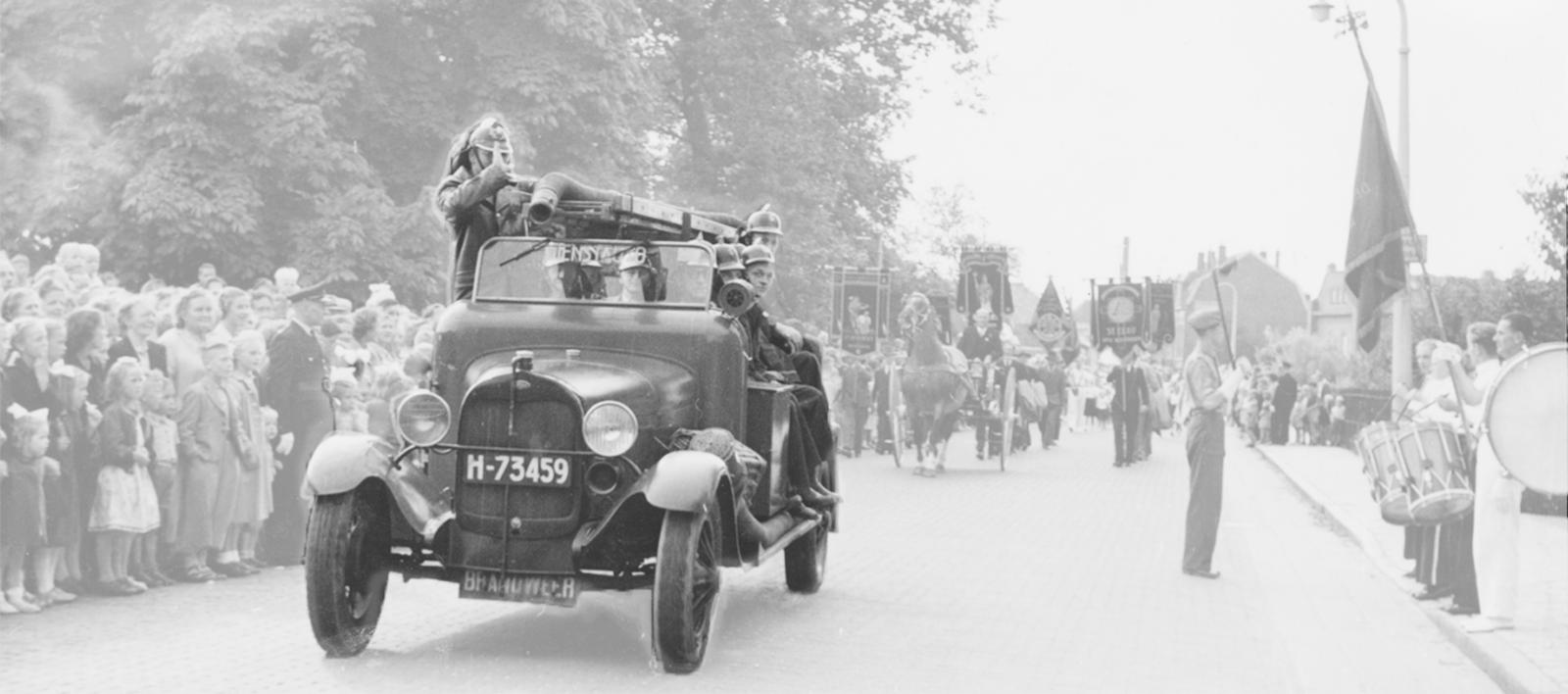 Geschiedenis Brandweer Woerden