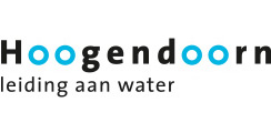 Hoogendoorn leiding aan water