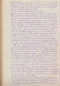 Vergadering brandcollege maandag 12 januari 1885 2