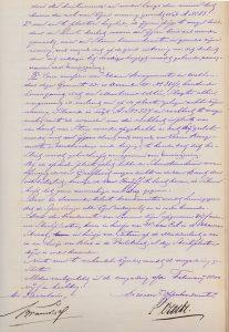 Vergadering brandcollege maandag 12 januari 1885 3
